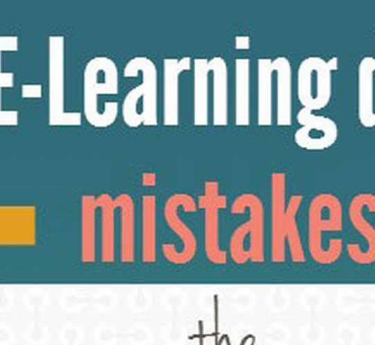 Top 10 eLearning Design Mistakes