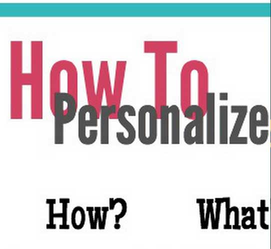 Personalizing Learning