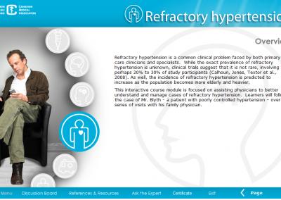 Refractory Hypertension